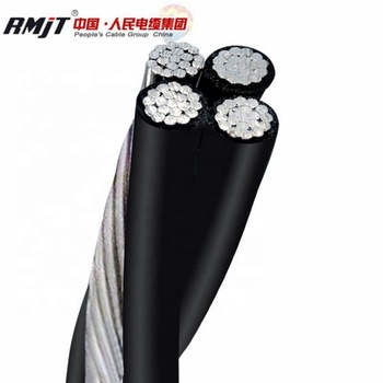 Overhead Aerial Cable Aluminum ABC Cable